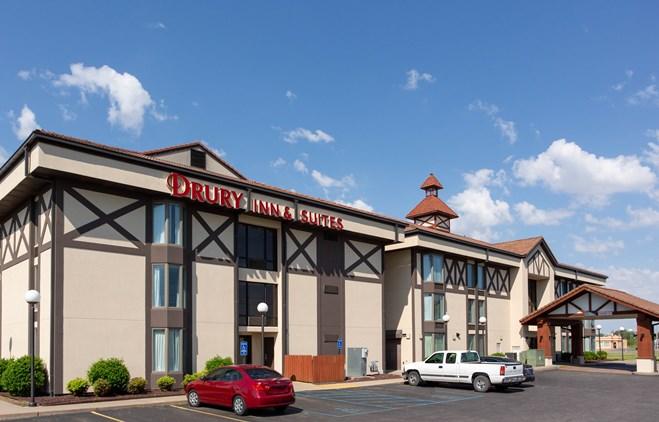 Drury Inn & Suites Hayti - Exterior