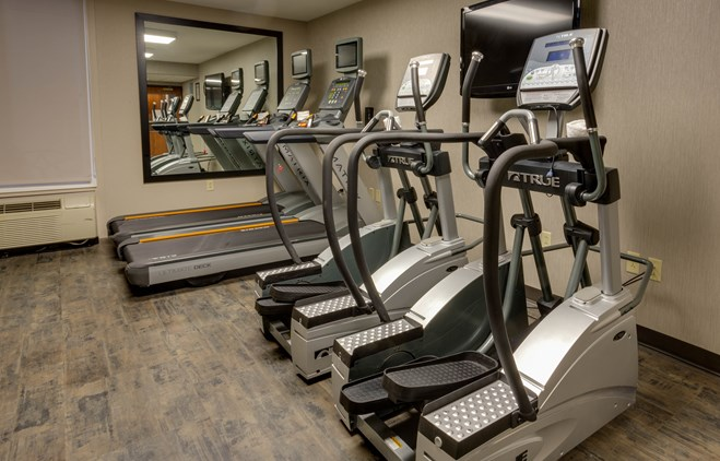Drury Inn & Suites Hayti - Fitness Center