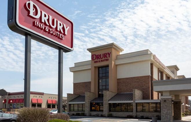Drury Inn & Suites Kansas City Shawnee Mission - Exterior