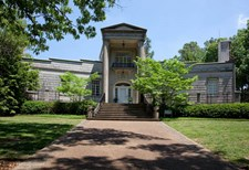 Historic Burritt Mansion