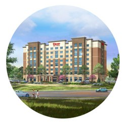 Drury Inn and Suites Huntsville