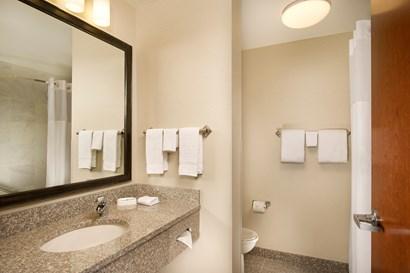 Drury Inn & Suites Valdosta - Bathroom