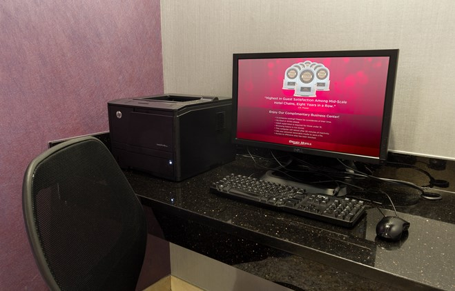 Drury Inn & Suites Atlanta Airport - 24 Hour Business Center
