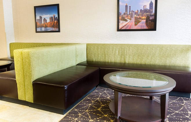 Drury Inn & Suites Atlanta Airport - Lobby