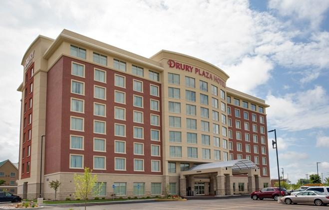 Drury Plaza Hotel Columbia - Exterior