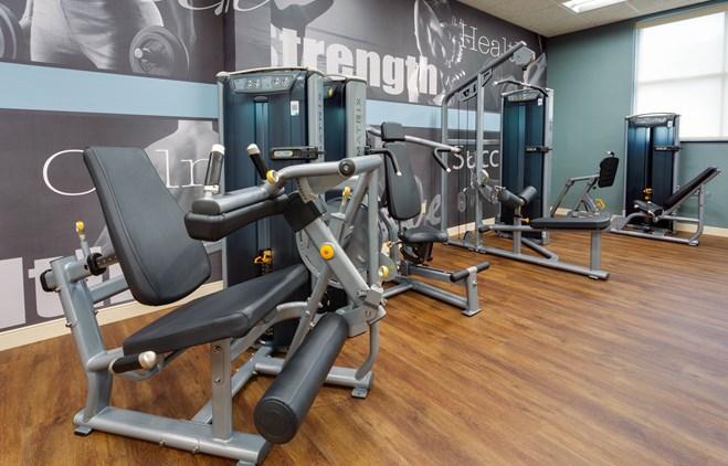 Drury Plaza Hotel Columbia - Fitness Center