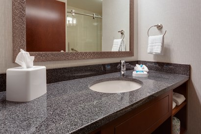Drury Plaza Hotel Columbia - Bathroom