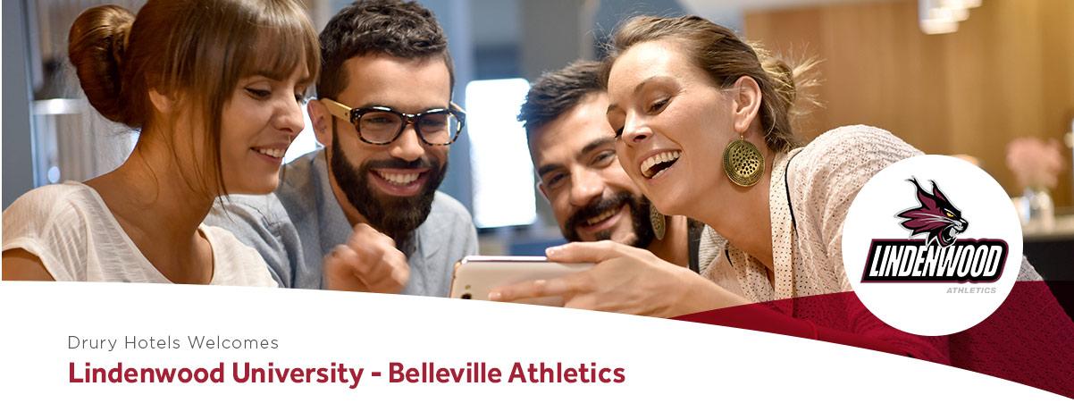 Drury Hotels welcomes Lindenwood University - Belleville Athletics
