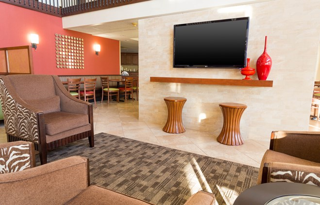 Drury Inn & Suites Atlanta Northwest - Lobby