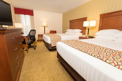 Drury Inn & Suites Atlanta Northwest - Deluxe Queen Guestroom