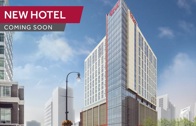Drury Plaza Hotel Nashville Downtown - Coming Soon!