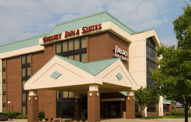 Drury Inn & Suites Champaign - Exterior