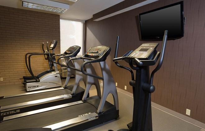 Drury Inn & Suites Champaign - Fitness Center