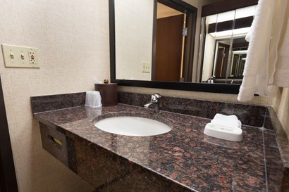 Drury Inn & Suites Champaign - Bathroom