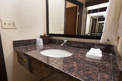Drury Inn & Suites Champaign - Bathroom
