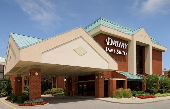 Drury Inn Suites Fairview Heights Exterior