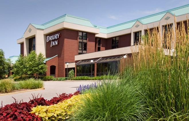 Drury Inn & Suites Collinsville - Exterior