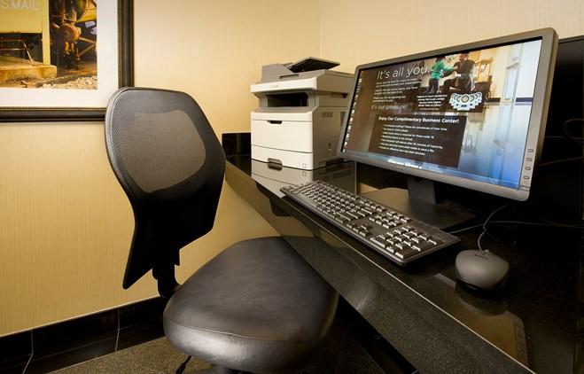 Drury Inn & Suites Springfield IL - 24 Hour Business Center