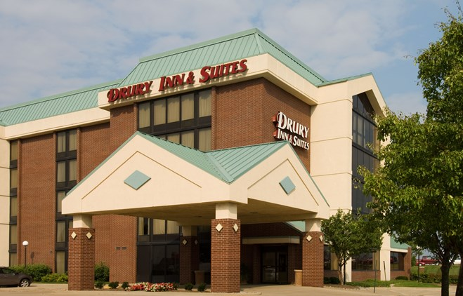 Drury Inn & Suites Springfield IL - Exterior