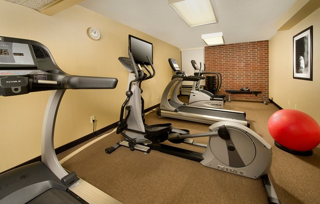 Drury Inn & Suites Springfield IL - Fitness Center