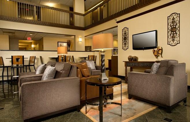 Drury Inn & Suites Springfield IL - Lobby
