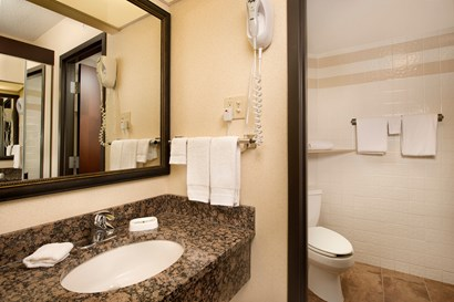 Drury Inn & Suites Springfield IL - Bathroom