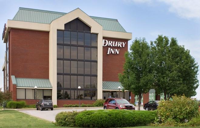 Drury Inn & Suites Marion - Exterior