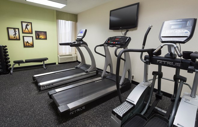Drury Inn & Suites Marion - Fitness Center