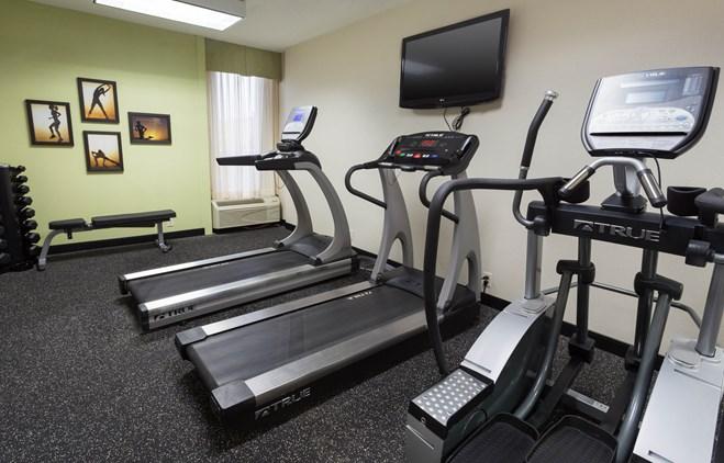 Drury Inn & Suites Marion - Fitness Center