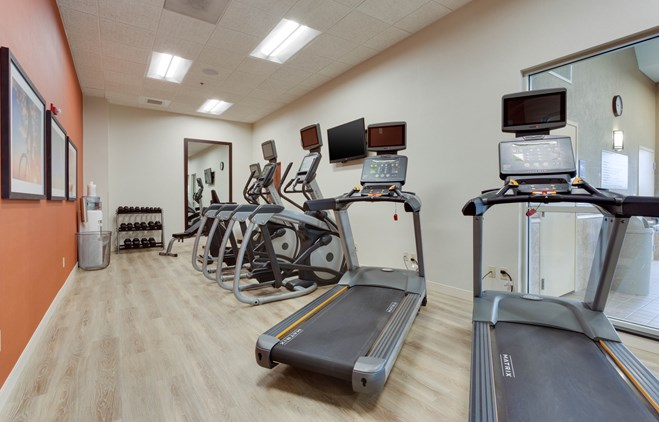 Drury Inn & Suites O'Fallon - Fitness Center