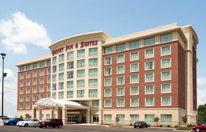 Drury Inn & Suites Mount Vernon - Exterior