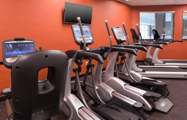 Drury Inn & Suites Mount Vernon - Fitness Center