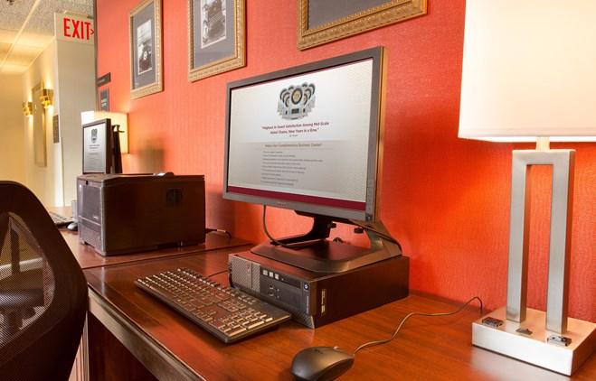 Drury Inn & Suites Evansville - 24 Hour Business Center