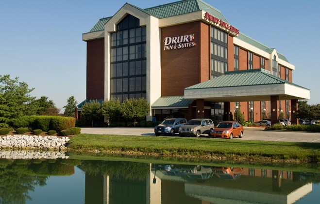 Drury Inn Suites Evansville Exterior