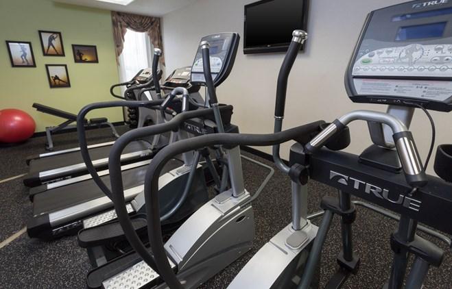 Drury Inn & Suites Evansville - Fitness Center