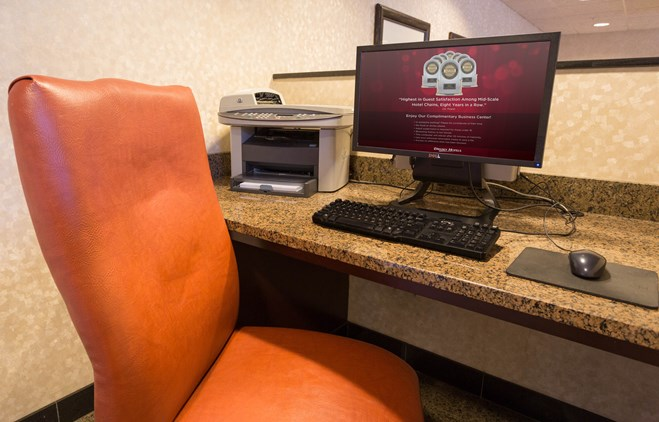 Drury Inn Indianapolis Northwest - 24 Hour Business Center