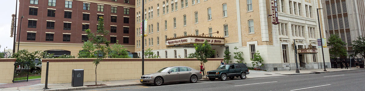 Drury Inn and Suites New Orleans Historic Renovation