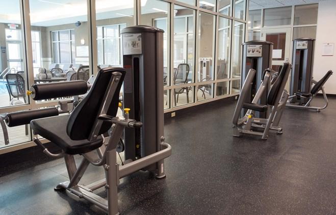 Drury Plaza Hotel Indianapolis Carmel - Fitness Center