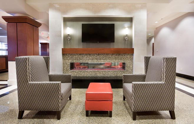 Drury Plaza Hotel Indianapolis Carmel - Lobby