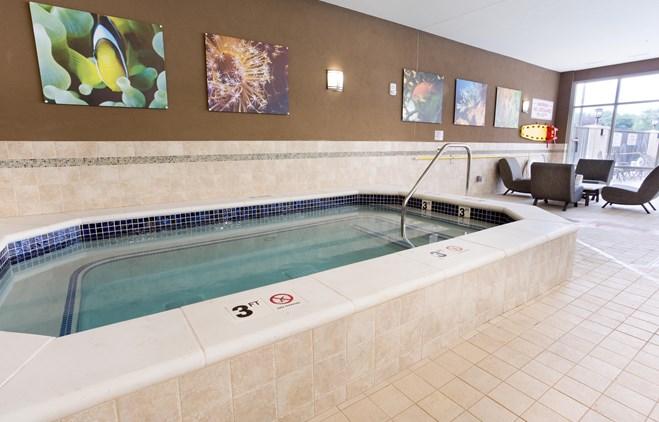 Drury Plaza Hotel Indianapolis Carmel - Indoor/Outdoor Pool