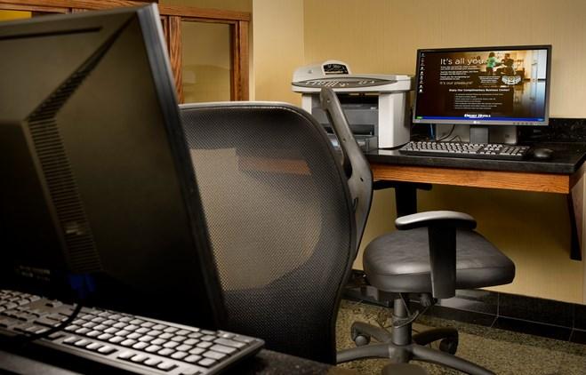 Drury Inn & Suites Kansas City Shawnee Mission - 24 Hour Business Center