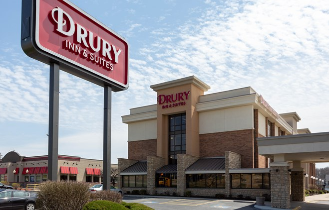 Drury Inn & Suites Kansas City Shawnee Mission - Exterior