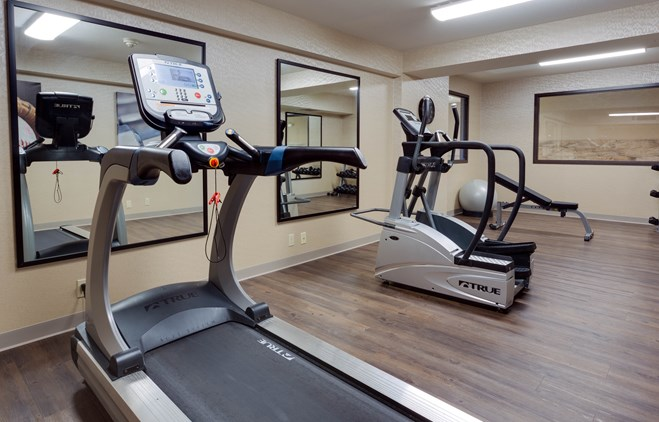 Drury Inn & Suites Kansas City Shawnee Mission - Fitness Center