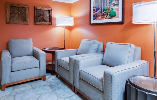 Pear Tree Inn Paducah - Lobby