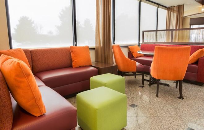 Drury Inn Bowling Green - Lobby