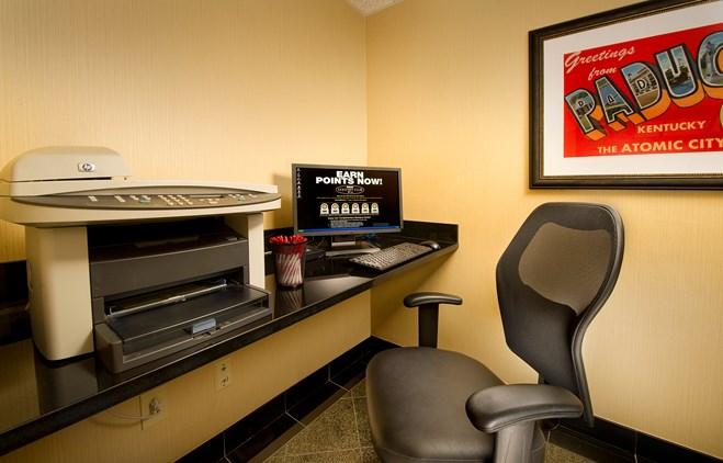 Drury Inn Paducah - 24 Hour Business Center