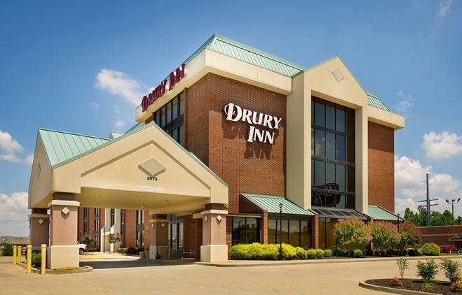 Drury Inn Paducah - Exterior