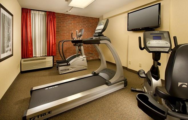 Drury Inn Paducah - Fitness Center