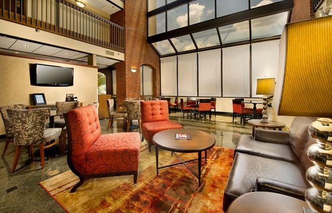 Drury Inn Paducah - Lobby