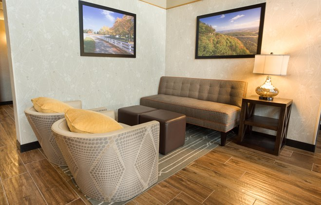 Drury Suites Paducah - Lobby